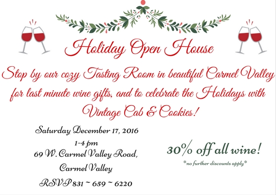Cookies & Cabernet Open House(2)